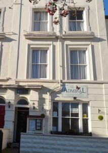 Admiral Guest House in Scarborough, North Yorkshire, England