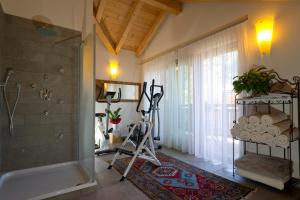 Les Gomines B&B, Country houses  San Vigilio Di Marebbe - big - 32