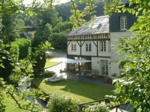Au Moulin Saint Nicol B&B