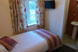 Hurst Dene Hotel, Bed and breakfasts  Swansea - big - 8