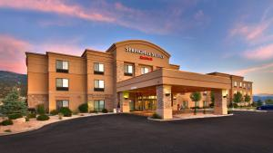 Spring Hill Suites By Marriott Cedar City