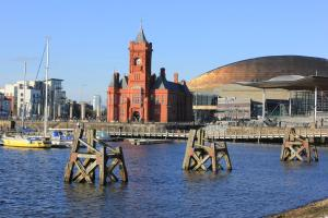 Photo of Tiger Bay Flats At Cardiff Bay