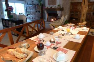 Ferme de Marpalu, Bed and breakfasts  La Ferté-Saint-Cyr - big - 34