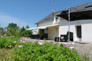 Ferme de Marpalu, Bed and Breakfasts  La Ferté-Saint-Cyr - big - 33