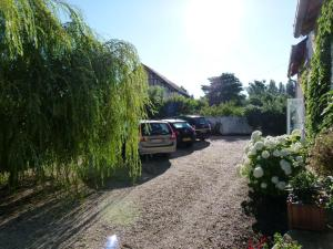 Ferme de Marpalu, Bed and breakfasts  La Ferté-Saint-Cyr - big - 26