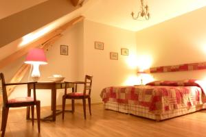 Ferme de Marpalu, Bed and breakfasts  La Ferté-Saint-Cyr - big - 2