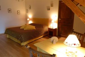 Ferme de Marpalu, Bed and breakfasts  La Ferté-Saint-Cyr - big - 20