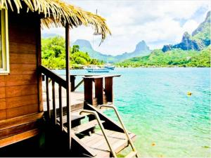 Photo of Cook's Bay Overwater Bungalows