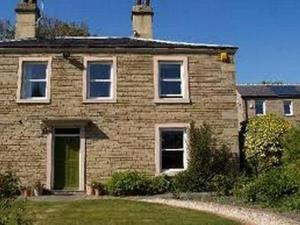 The Lodge at Birkby Hall in Brighouse, West Yorkshire, England