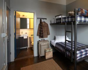 Bed in 6-Bed Deluxe Female Dormitory Room