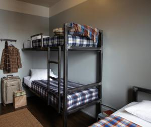 Bed in 3-Bed Male Dormitory Room