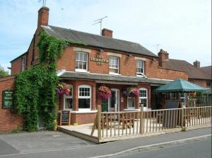The Emmbrook Inn in Wokingham, Berkshire, England