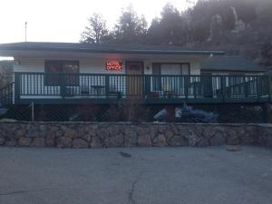 Coyote Motel, Motely  Black Hawk - big - 28