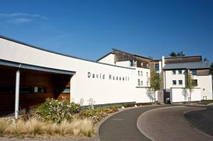 Photo of David Russell Apartments   Campus Accommodation