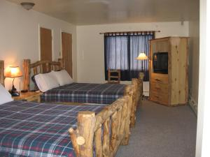 Coyote Motel, Motels  Black Hawk - big - 2