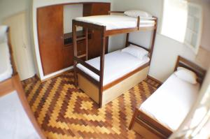 Bunk Bed in Mixed Dormitory Room with 5-Bed with Shared Bathroom