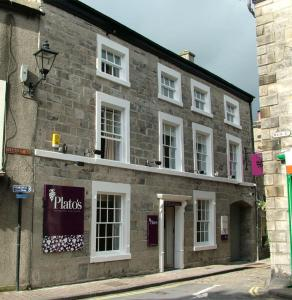 Plato's in Kirkby Lonsdale, Cumbria, England