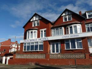 Moorings Hotel in Blackpool, Lancashire, England