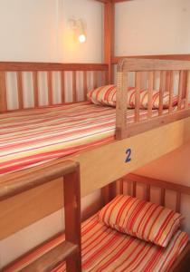 Single Bed in 9-Bed Female Dormitory Room