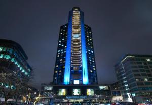 Hotel London Hilton on Park Lane, London