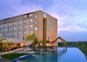 Fortune Select Grand Ridge v Tirupati – Pensionhotel - Hoteli