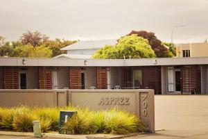 Aspree Motor Inn Palmerston North