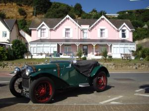 Pink Beach Guest House, Penziony  Shanklin - big - 19