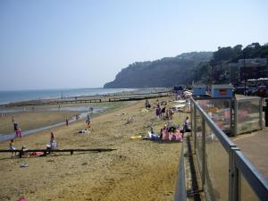 Pink Beach Guest House, Penziony  Shanklin - big - 24