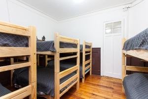 Bed in 7-Bed Mixed Dormitory Room VIII