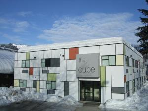 The Cube Hotel And Hostel
