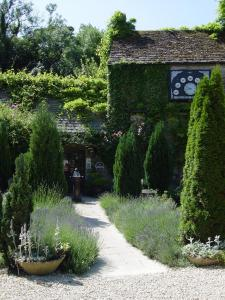 The Wild Duck Inn in Cirencester, Gloucestershire, England