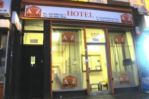 Bed and Breakfast A To Z Hotel, Londra