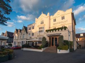 Mandolay, Hotels  Guildford - big - 71