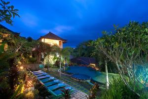 Teras Bali Sidemen Bungalow And Spa