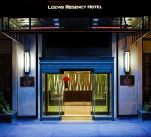 Loews Regency Hotel New York City