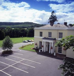 The Chase Hotel in Ross on Wye, Herefordshire, England