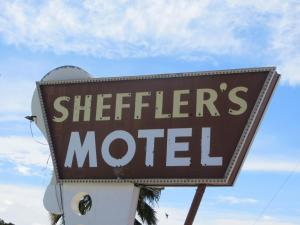Photo of Sheffler's Motel
