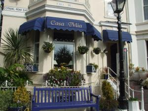 Casa Mia Guest House in Plymouth, Devon, England