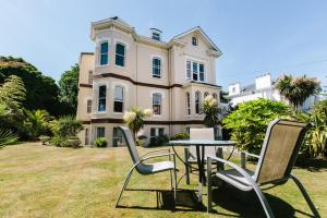 The Chocolate Boutique Hotel in Bournemouth, Dorset, England
