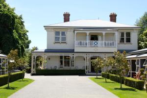 Merivale Manor Motel Christchurch