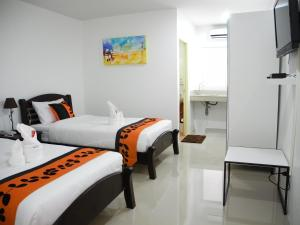 Phet Cha-am Plaza and Resort, Resort  Petchaburi - big - 14