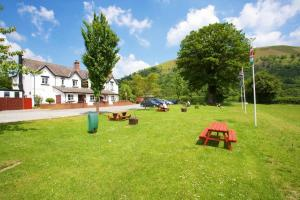 Abbey Grange Hotel in Llangollen, Denbighshire, Wales