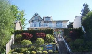 Ocean Breeze Executive Bed and Breakfast, Bed & Breakfasts  North Vancouver - big - 1