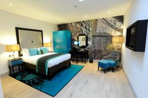 отель Hotel Indigo London Kensington - Earl's Court, Лондон