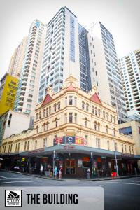 Sydney Central Inn - Sydney, New South Wales, Australia