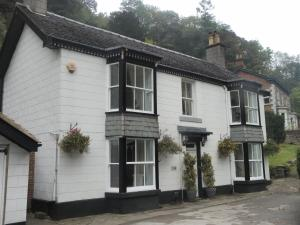 Stone Lodge in Matlock, Derbyshire, England