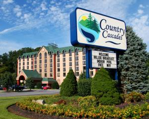 Country Cascades Waterpark Resort, Hotely  Pigeon Forge - big - 31