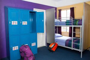 Economy Bed in 6-Bed Dormitory Room