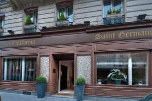- Hôtel California Saint Germain - Hôtel Paris, France