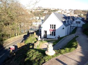 Cherrywood Lodge in Looe, Cornwall, England